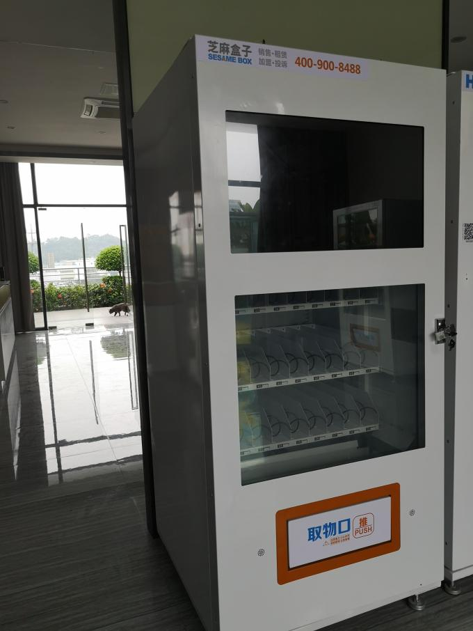 Combo Smart Vending Machines Food and drink vending machine for sale