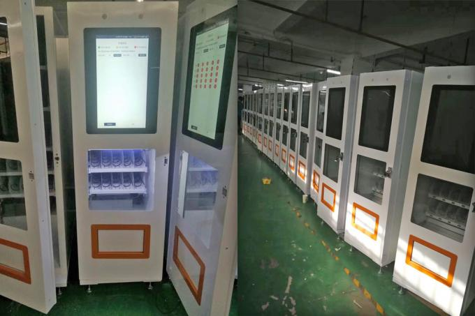 LED Lighting Automatic Vending Machine For Toy Battery Small Electronic Products