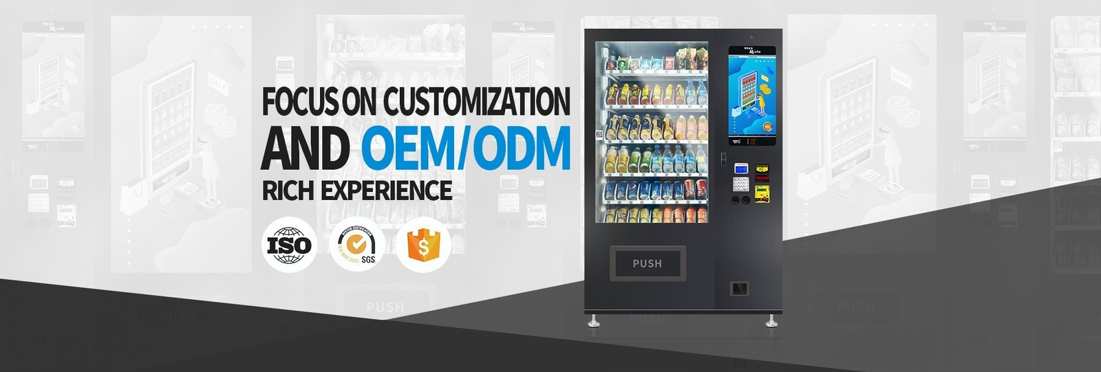 China best Media Vending Machine on sales