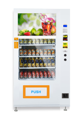 32 Inch LCD Advertising Vending Machine With Lifetime Free Maintenance Service