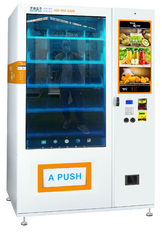 Power Bank Earphone Mobile Phone Charger Vending Machine With 337-662 Capacity