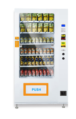 China Convenience Store Peanut Snack And Drink Vending Machines For Minuman Snek In Malaysia factory