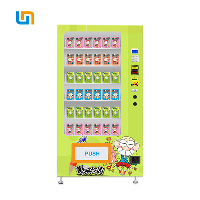 Metal Frame Custom Vending Machines Max 54 Variety For Extracurricular Or Comic Books Student 'S Favorite Reading