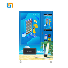 Multi Funtional Conveyor Vending Machine Coin And Bill Acceptors