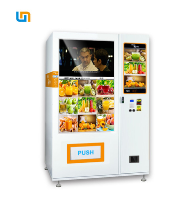 China Wifi System Elevator Vending Machine With CE Certificate 337-662 Capacity factory