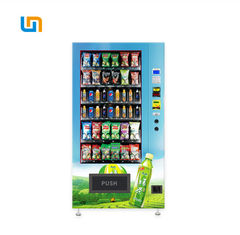 China Snack Food Drinks Combo Vending Machine Micron WM0-W Merchandise Variety Max 54 factory