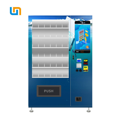 Adjustable Temperature Custom Made Vending Machine For Mask Skin Care Products