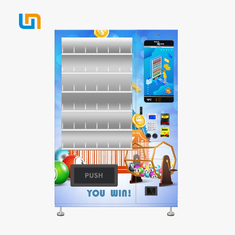 China Customize Micron Automatic Lottery Vending Machine 24 Hours Self - Service factory