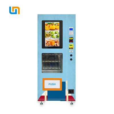 Remote Control Battery Mini Vending Machine International MDB Standard