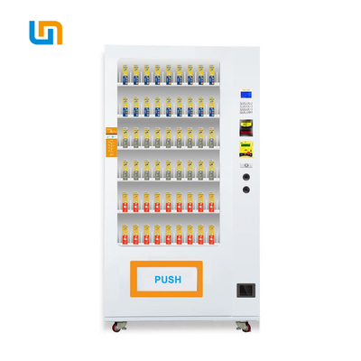 China Refill Pencil Lead School Exam Essential Auto Vending Machine With Large Glass Window factory