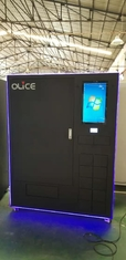 "22"" Touch Screen Custom Tools Vending Machine For Factories And Professionals"