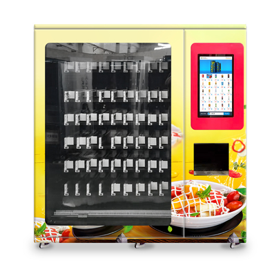 Fruit Saland Automatic Vending Machine 21.5 Inches  Screen 10 Adjustable Channels