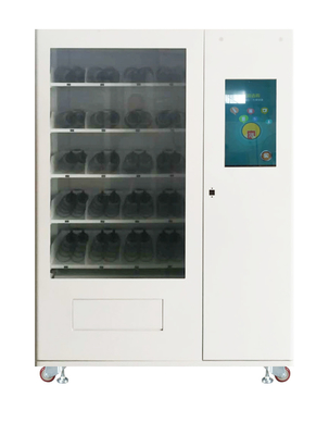 Mystery Happy / Lucky Box Vending Machine With 22 Inch Touch Screen supplier
