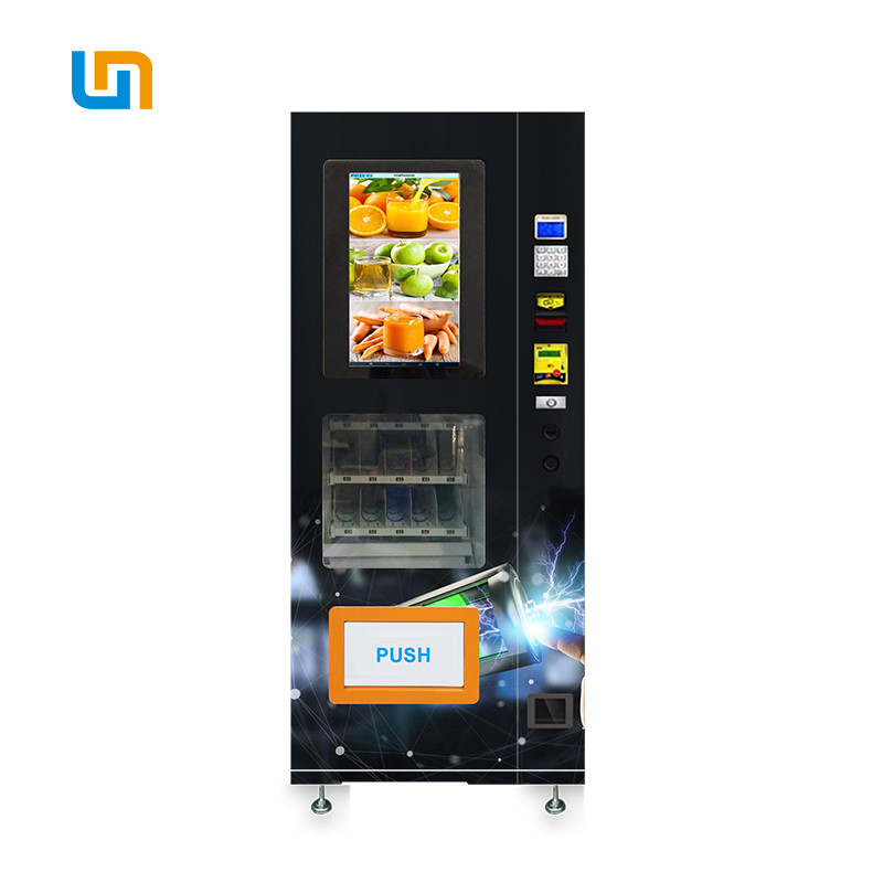 LED Lighting Automatic Vending Machine For Toy Battery Small Electronic Products supplier